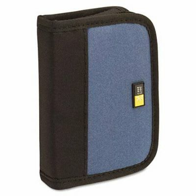 Case Logic Media Shuttle, Holds 6 USB Drives, Blue (CLGJDS6BBK)