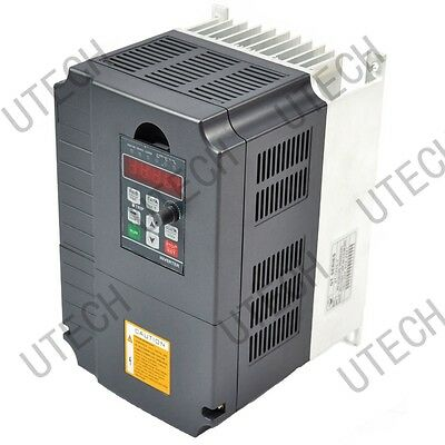 New Updated 7.5Kw 220V 10Hp 34A Vfd Variable Frequency Drive Inverter Ce Rs-485