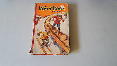 ROVER ANNUAL 1941 from Rover Comic - D. C. Thomson