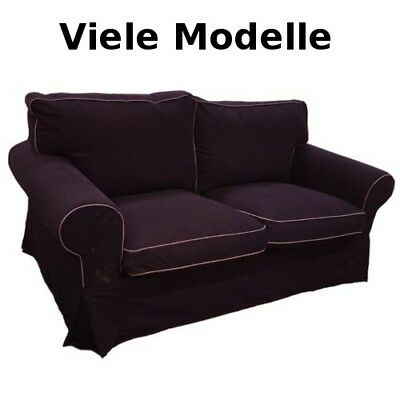 ikea ektorp sofa bezug idemo blau viele modelle eur 49. Black Bedroom Furniture Sets. Home Design Ideas