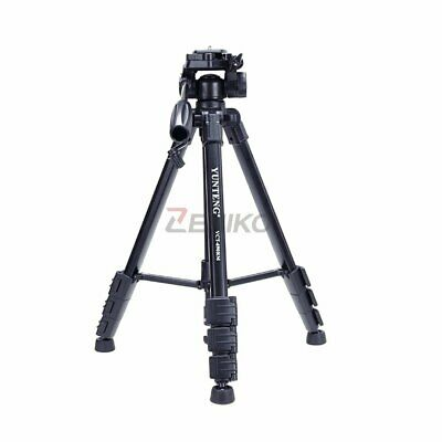 Professional  YUNTENG Tripod  690/ VCT-690RM For Canon Nikon Sony All Brand DSLR