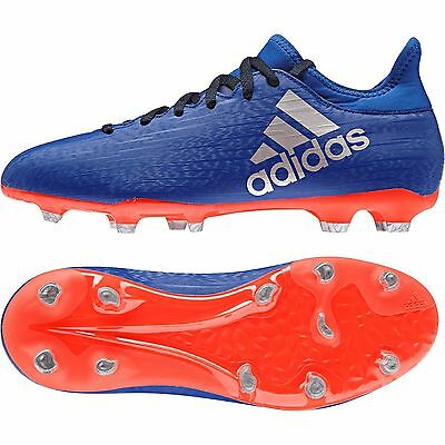 Adidas X 16.3 fg mens sock football boots tech fit **Exclusive Colour**