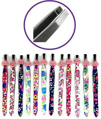 Stainless Steel Floral Eyebrow / Hair Tweezers Brand New **choose Quantity**