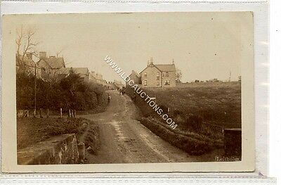(Ga1089-180) Real Photo of Leitholm Village, Coldstream 1907 Used VG+