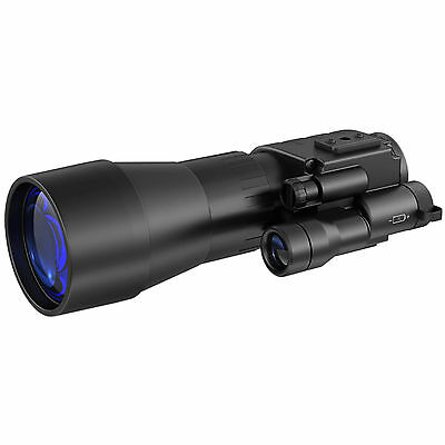 Pulsar Challenger GS 4.5x60 Tactical Hunting Night Vision Monocular Scope NEW