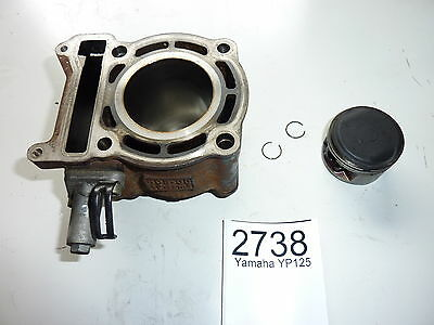 2738 Yamaha Majesty 125, Bj 2001, Zylinder - Set