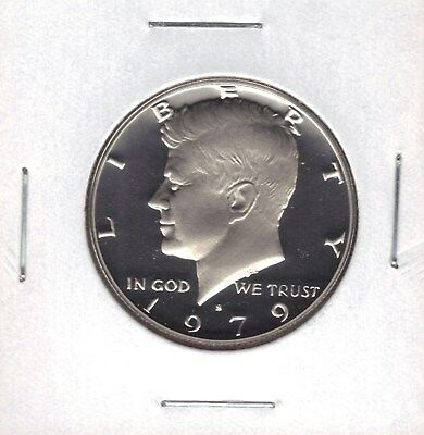1979-S Type 1 PROOF KENNEDY HALF DOLLAR