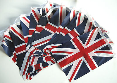 Olympics Great Britain Fabric Bunting various lengths free 1st Class Post