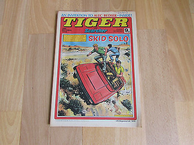 TIGER & Scorcher Comic Wolves FOOTBALL Team Picture 28/10/79