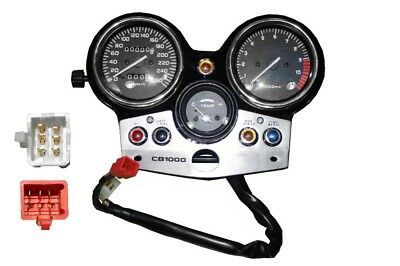 New Speedometer Tachometer Odometer Gauges Cluster For Honda CB1000 1994-1998