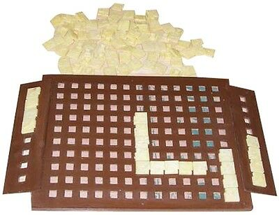 Braille Word Board with 96 Braille Letter Tiles