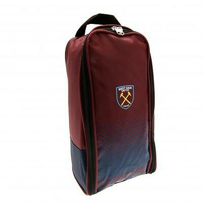 West Ham United Boot Bag Shoe Gym Gift New Official Licensed Football Product