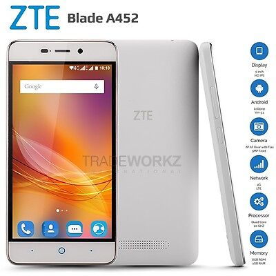 zte a452 mobile phone gold its more
