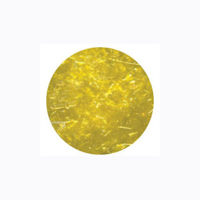Ck Edible Glitter Flakes - Cake Decoration - 1/4 Oz - Yellow