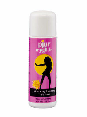 Pjur Lubricant Stimulating And Warming My Glide 30ml