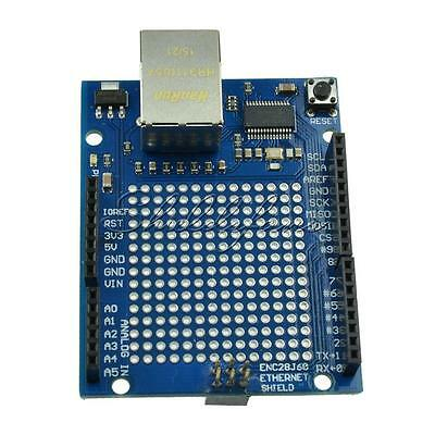 ENC28J60 Network Module Expansion Board for Arduino Internet of Thing SPI RJ45