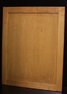 Kraftmaid  Honey Spice Maple Base Cabinet Side  Panel 24x30""