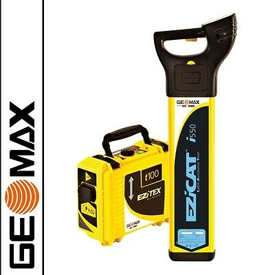 Ezicat i550 And T100 Exitex Cable Locator