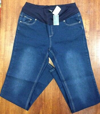 Pumpkin Patch-Vintage Rustic Charm Maternity Jeans - BNWT - Size 8 / XS
