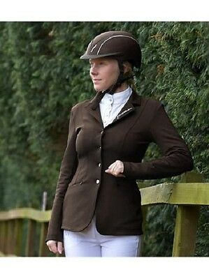 John Whitaker Scarlet Softshell Show/competition Jacket In Brown