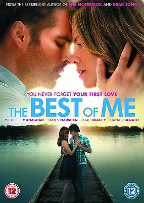 The Best of Me DVD ( New )