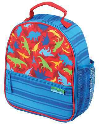 Stephen Joseph Boys All Over Print Dinosaur School Lunch Box for Kids