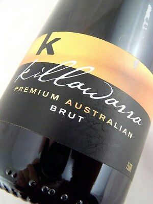 1997 circa NV KILLAWARRA Brut Sparkling Isle of Wine