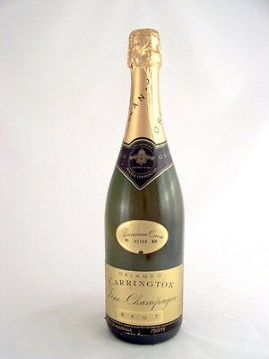 1984 circa NV ORLANDO Carrington Sparkling Wine B Isle of Wine