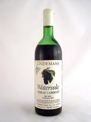 1973 LINDEMANS Bin 4915 Watervale Shiraz Cabernet Isle of Wine