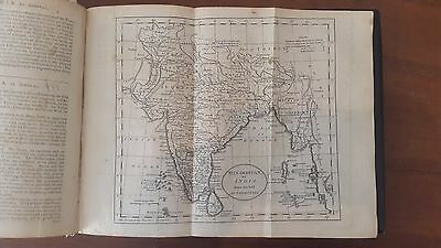 Original 1794 Map: Hindostan or India from the best Authorities by John Russell.