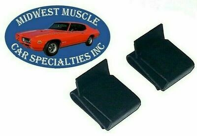 GM Chevy GMC Radiator Fan Shroud Clips Chevy II Chevelle Camaro Impala Nova 2pc