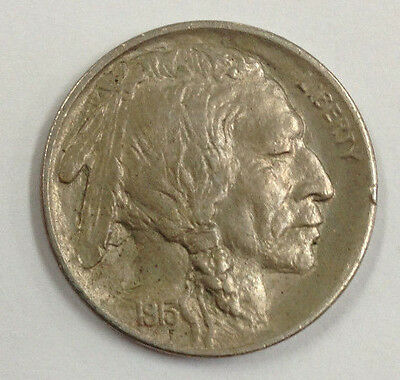 Coinhunters- 1913 Buffalo Nickel TYPE I - Mint State, MS, KEY DATE