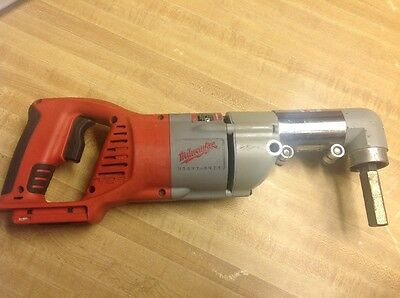 "Milwaukee Two Speed 1/2"" 13mm Right Angle Drill"