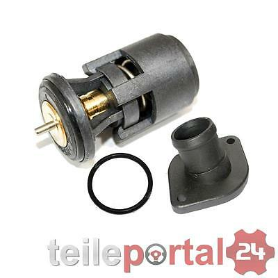 Thermostat + Flansch Seat Arosa (6H) VW Golf III 3 Polo 6N1