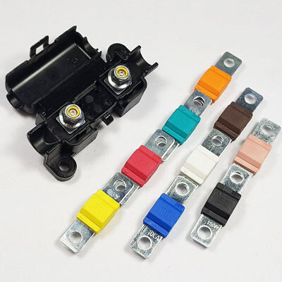 Midi/strip Link Fuse Holder Car Auto Heavy Duty 30/40/50/60/70/80/100/125/150Amp