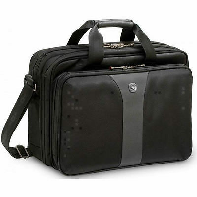 "Wenger SwissGear Legacy Double Laptop Case bag For 15"" , 15.6"" upto 16 "" Inch"
