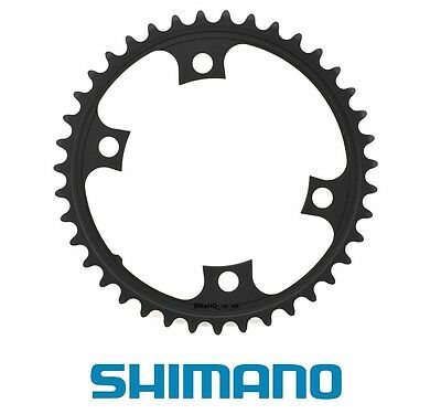 Shimano Ultegra FC-6800 39T Chainring 2x11 spd, 53-39T, MD, 110mm BCD, Y1P439000