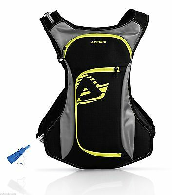 New Acerbis Acqua 2Ltr Off Road  Hydration Drink Camel Pack Bag & Tool Bag