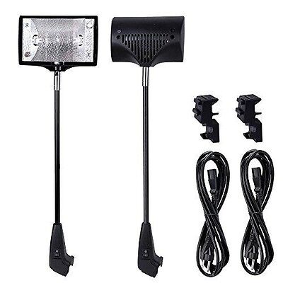 Display Booths 150w Halogen Spot Light with Bulb and Adaptor for Trade Show Pop