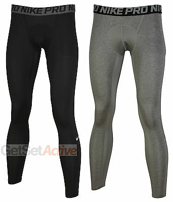 Nike Mens Pro Cool Compression Long Tights Baselayer Training Bottoms Gym Pants