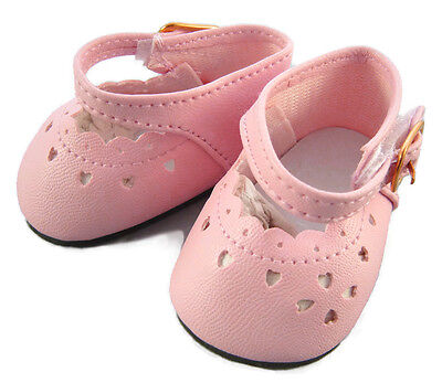 Pink Dress Shoes for Bitty Baby + Twins Doll Clothes HIGH QUALITY