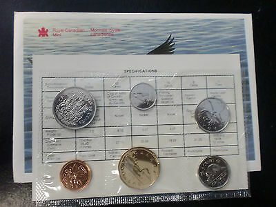 1988 Canada Mint Set In Original Envelope   Ships For Free In The Usa