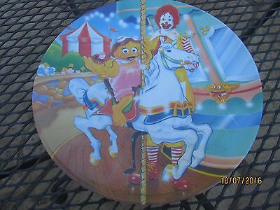 1993 McDONALDS Collector Plate - RONALD and BIRDIE
