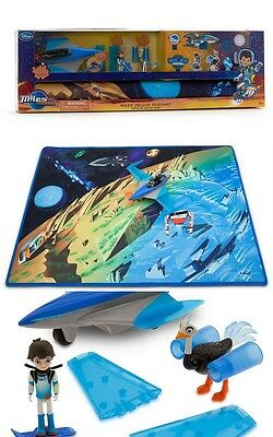"""Disney Store Miles from Tomorrowland Deluxe Playmat Set,  Play Mat 31"""" x 24"""""""