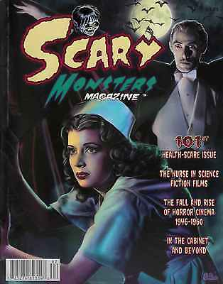 SCARY MONSTERS Magazine #101 NEW