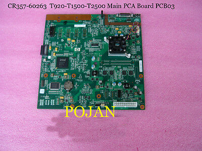 CR357-67051 CR357-60319 Fit for  T920 T1500 T2500 Main PCA FORMATTER BOARD