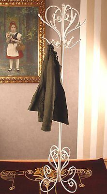 Wardrobe Stand Antique Clothes Coat Stand Country Style