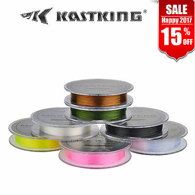 KastKing Masters 300yds Monofilament Line 4-20LBMono Nylon Sea Bass Fishing Line