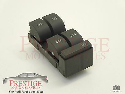 Audi A2 Drivers Electric Window Switch Panel 4 Switches New Genuine 8Z0959851B