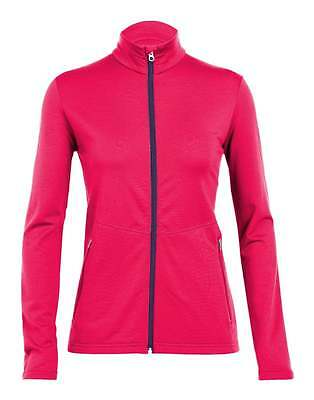 ICEBREAKER Victory Long Sleeve Zip Women's